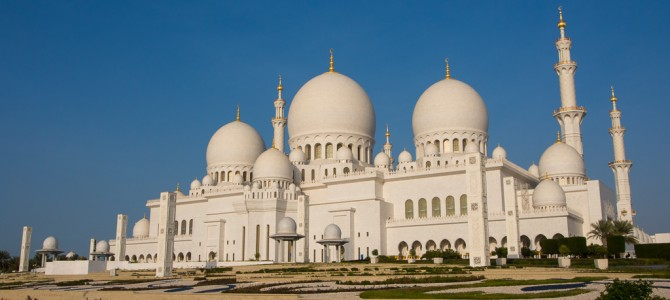 Abu Dhabi – Willkommen in der Hauptstadt der Vereinigten Arabischen Emirate