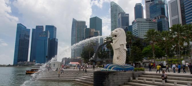 Singapur – Die Stadt der 1000 Verbote