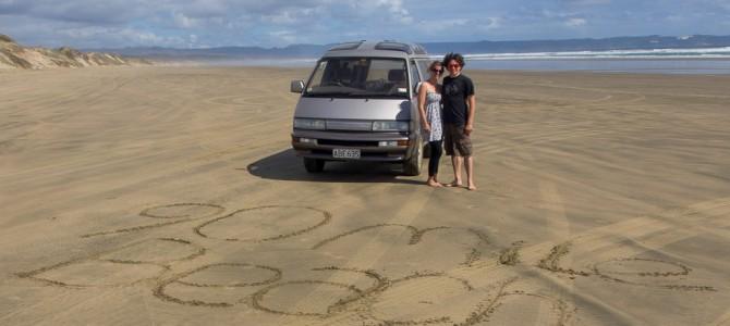 Cape Reinga – An der nordwestlichsten Spitze Neuseelands