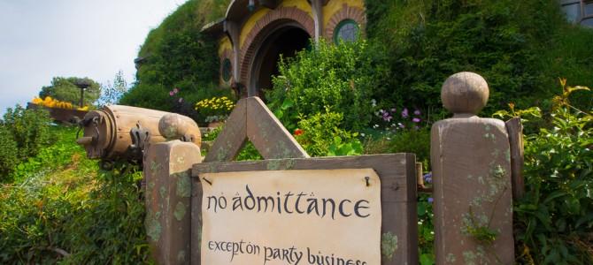 Hobbiton – Eine Reise ins Auenland