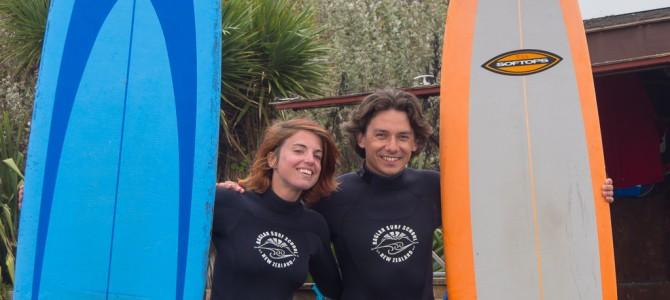 Raglan – Surfen, surfen, surfen