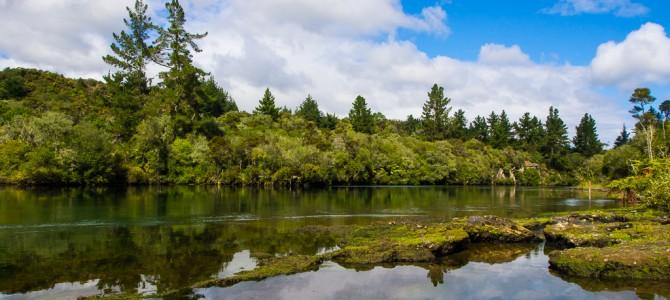 Taupo – Ein kurzer Abstecher an den größten See des Landes