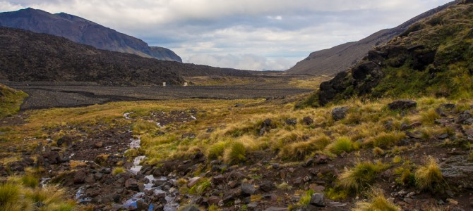 Tongariro Crossing – Perfekte Mordorstimmung am Schicksalsberg