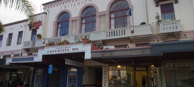 Hastings und Napier – Städte zwischen Obstplantagen