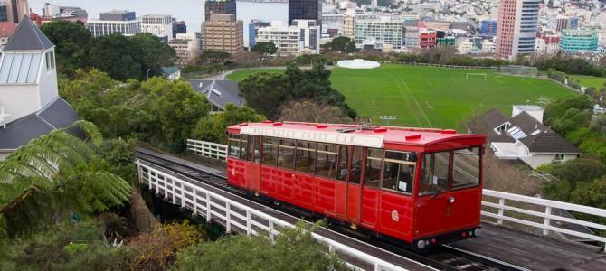 Wellington – Alle Wege führen durch Neuseelands Hauptstadt