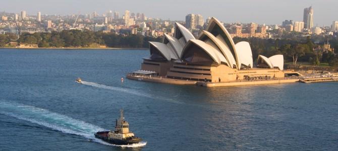 Sydney – Das Finale unserer Reise